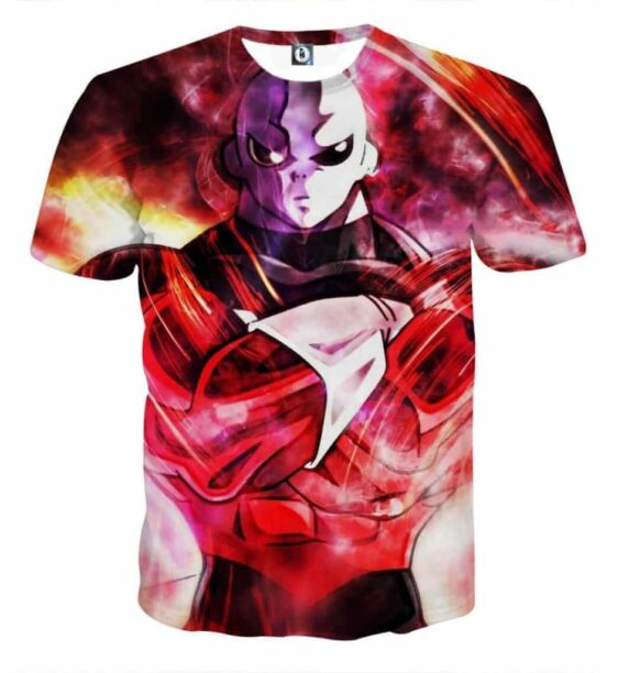Dragon Ball Super Jiren The Gray Pride Troopers Cool T-Shirt