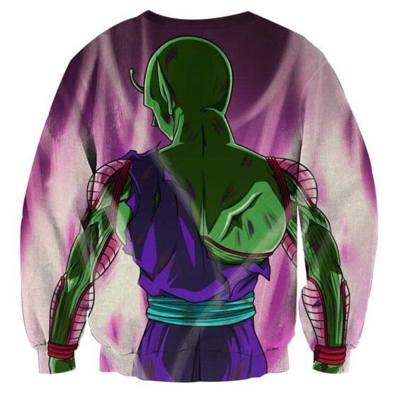 Dragon Ball Super Piccolo Ultra Instinct Cool Back View Sweater