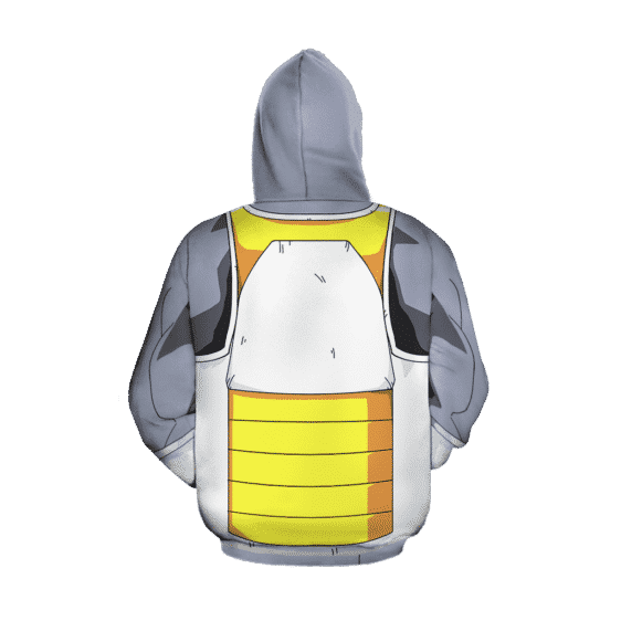 Dragon Ball Super Vegeta Cool Whis Armor Suit Cosplay Hoodie