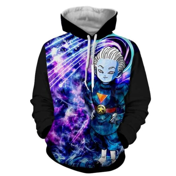 Dragon Ball Super Whis Father Grand Minister Dope Hoodie