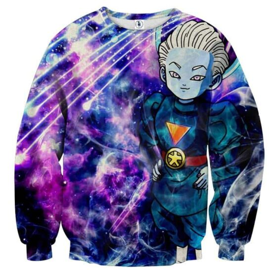 Dragon Ball Super Whis Father Grand Minister Dope Sweatshirt