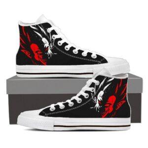 Dragon Ball Vegeta Saiyan Great Ape Impressive Design Converse Sneaker Shoes