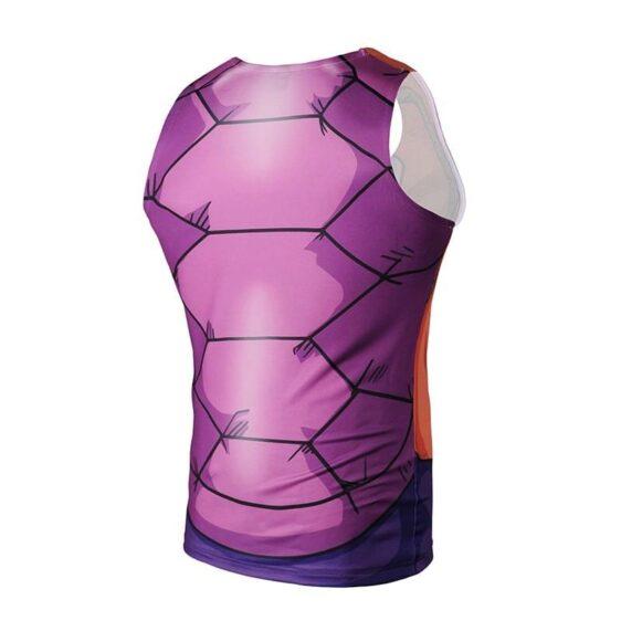 Dragon Ball Z Cool Master Roshi Turtle Uniform Compression Tank Top