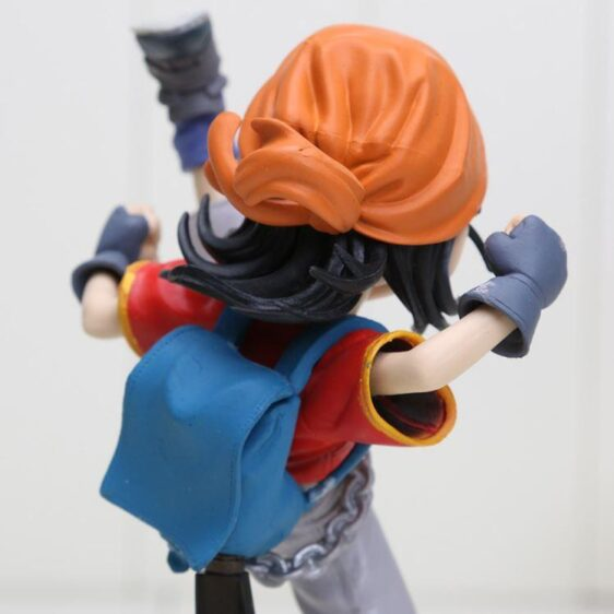 Dragon Ball Z Cool Pan Character Collectible PVC Action Figure 18cm - Saiyan Stuff - 4