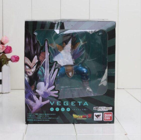 Dragon Ball Z Cool Vegeta Galick Gun PVC Action Figure 6' 15cm - Saiyan Stuff