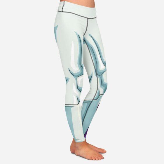 Dragon Ball Z Frieza Women Cosplay White Leggings Yoga Pants