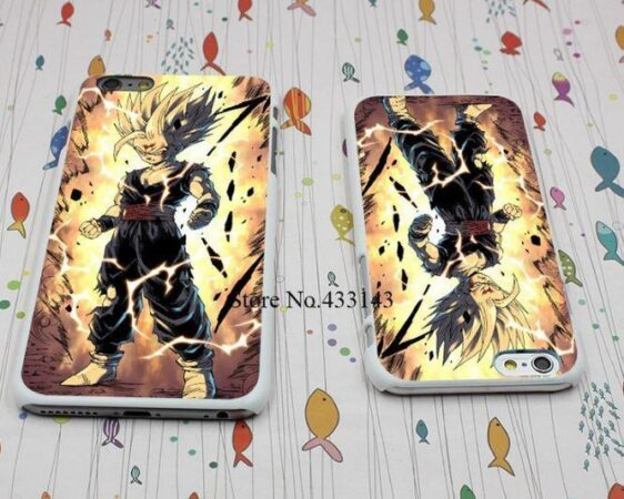 Dragon Ball Z - Gohan Super Saiyan Cell Phone Cover Case - Saiyan Stuff