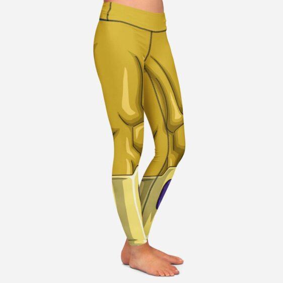 Dragon Ball Z Golden Frieza Women Cosplay Leggings Yoga Pants