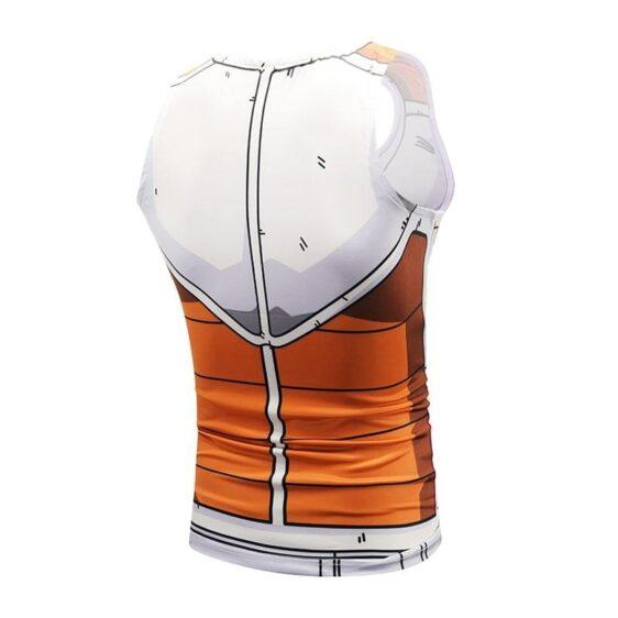 Dragon Ball Z Jeice Ginyu Force Uniform Compression Tank Top