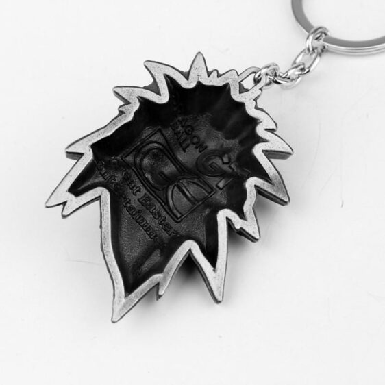 Dragon Ball Z SSJ3 Super Saiyan 3 Son Goku Metal Keychain Keyring - Saiyan Stuff - 5