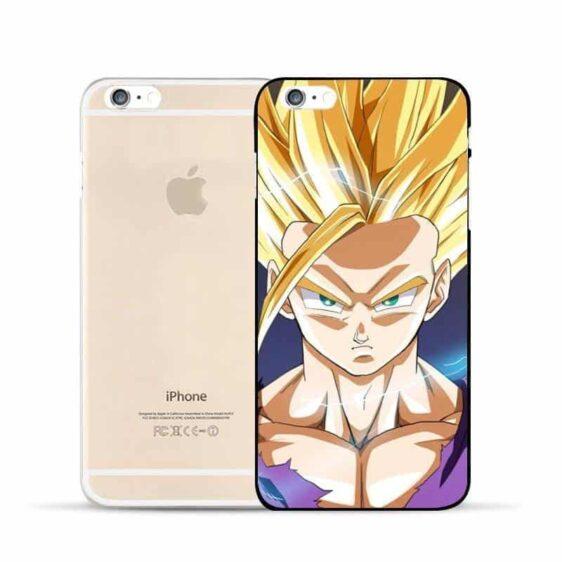 Dragon Ball Z Super Saiyan SSJ2 Son Gohan Hard PC iPhone 5 6 7 s Plus Case