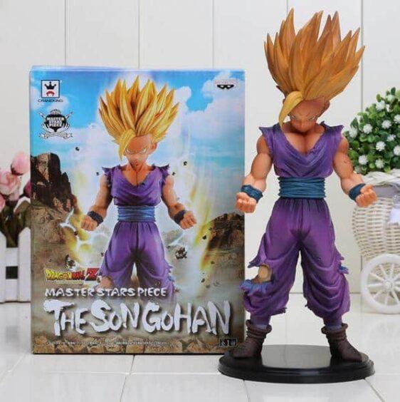 Dragon Ball Z Super Saiyan Son Gohan Action Figure 18cm - Saiyan Stuff