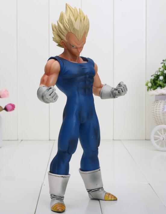 Dragon Ball Z Super Saiyan Vegeta Blue Costume PVC Action Figure - Saiyan Stuff - 2