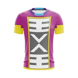 DBZ The Epic Cape Costume Of Grand Zeno Cosplay T-Shirt