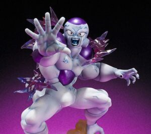 Dragon Ball Z - Freeza Frieza Action Figure 14cm Combat Edition - Saiyan Stuff