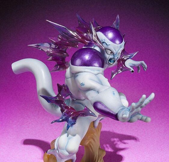 Dragon Ball Z - Freeza Frieza Action Figure 14cm Combat Edition - Saiyan Stuff
