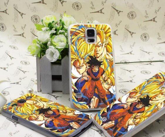 Dragon Ball Z - Son Goku Super Saiyan Phone Cover - Saiyan Stuff