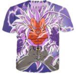 Dragonball AF Super Saiyan 5 Gogeta SSJ5 T-Shirt - Saiyan Stuff
