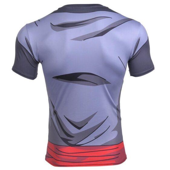 Goku Black Dragon Ball Super 3D Compression Workout T-Shirt