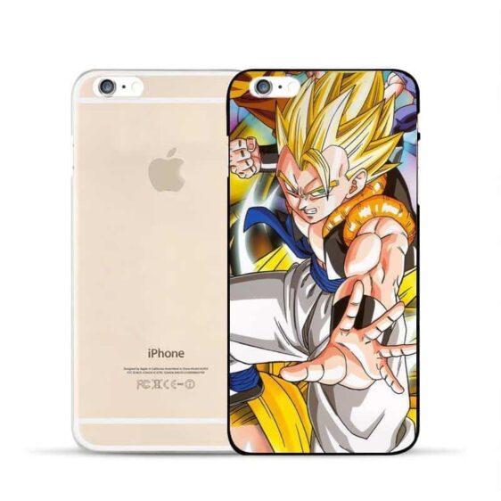 Dragon Ball Super Gogeta Super Saiyan Fusion Hard PC iPhone 5 6 7 s Plus Case