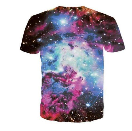 SSGSS Goku Whis Symbol Resurrection F Galaxy T-Shirt - Saiyan Stuff