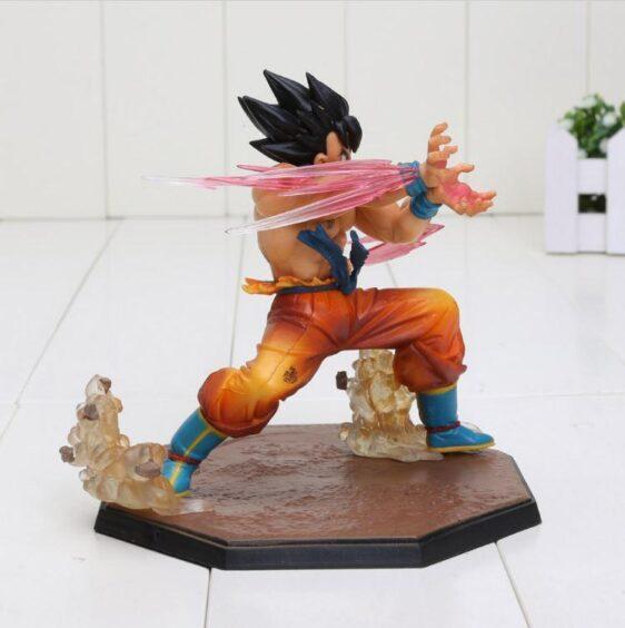 Son Goku Kamehameha Ver. Tamashii Web Ed. Limited DBZ Figure - Saiyan Stuff - 2