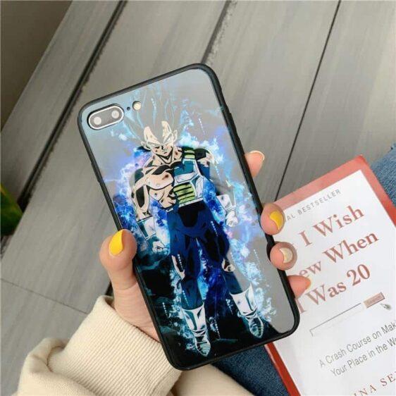 Super Saiyan Vegeta Damaged Suit iPhone 11 (Pro & Pro Max) Case