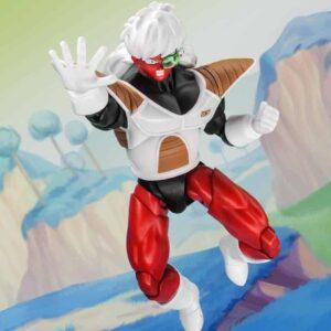 Dragon Ball Z Ginyu Force Mercenary Jeice Action Figure