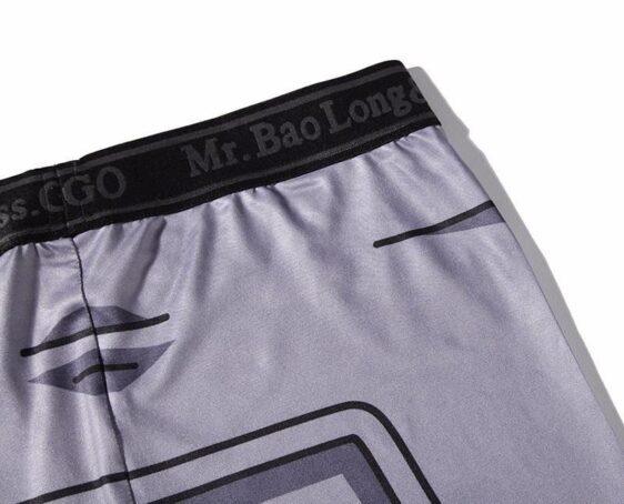 Vegeta Resurrection F Armor Black Waist Fitness Gym Compression Leggings Pants - Saiyan Stuff - 5