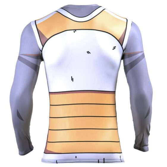 Vegeta Resurrection F Armor Whis Symbol 3D Long Sleeves T-Shirt