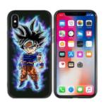 Cute Goku Miniature Art Design iPhone 11 (Pro & Pro Max) Case