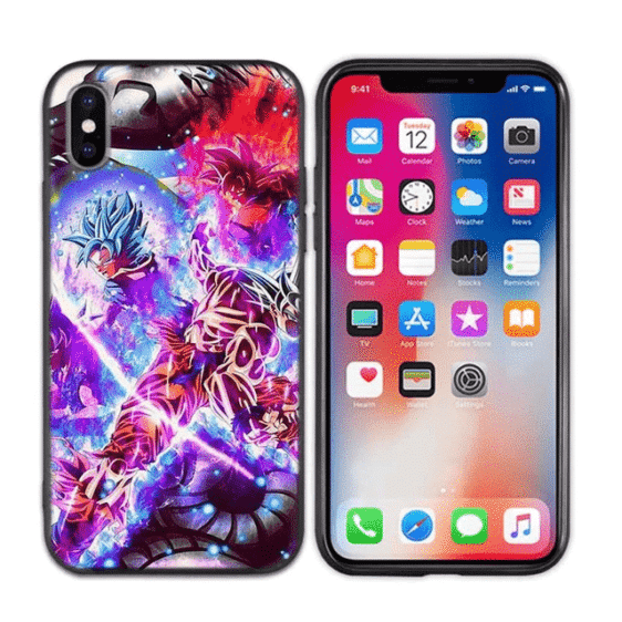 Goku Super Saiyan Forms iPhone 11 (Pro & Pro Max) Case