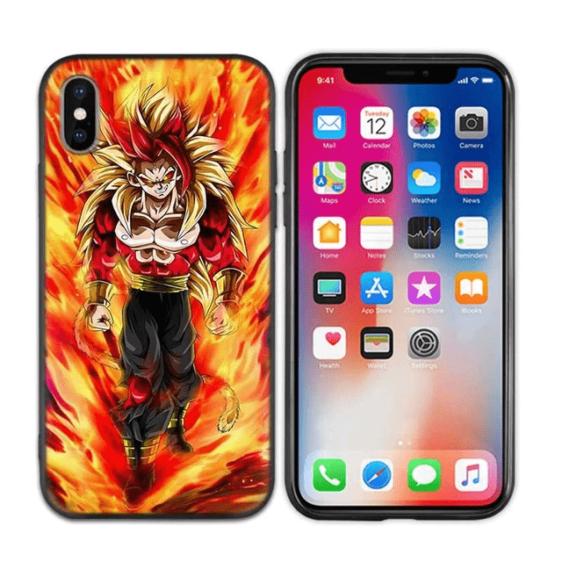 DBZ SSJ4 Rycon The Last Saiyan iPhone 11 (Pro & Pro Max) Case