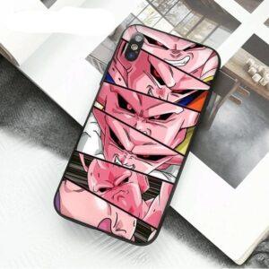 DBZ Majin Buu Evolution iPhone 11 (Pro & Pro Max) Case
