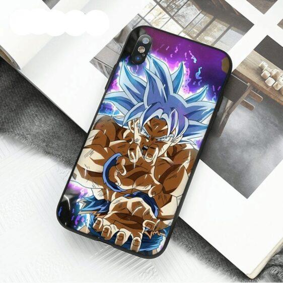 Dragon Ball Goku Ultra Instinct iPhone 11 (Pro & Pro Max) Case