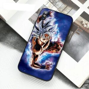Dragon Ball GT Goku Ultra Instinct iPhone 11 (Pro & Pro Max) Case