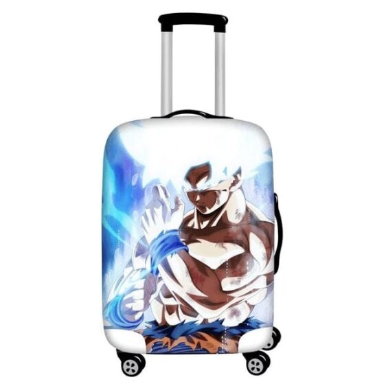Son Goku Ultra Instinct Ultimate Mode Luggage Cover