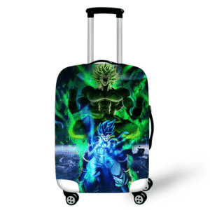 Dragon Ball Super Movie Broly Vs Gogeta Suitcase Cover