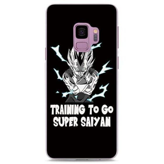 Majin Vegeta Training Motivation Samsung Galaxy Note S Series Case