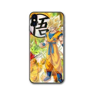 Goku Shenron & Dragon Balls iPhone 11 (Pro & Pro Max) Case