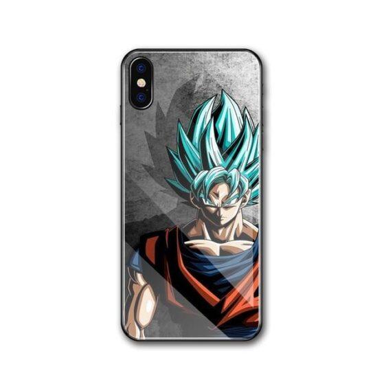 Goku Blue Dangerous Look iPhone 11 (Pro & Pro Max) Case