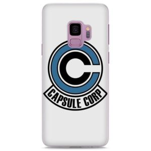 DBZ Capsule Corp Logo Chic Samsung Galaxy Note S Series Case