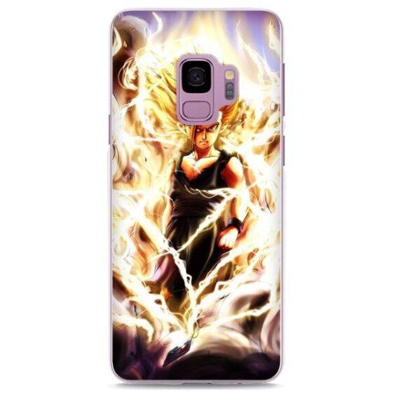 DBZ Gohan Kid Super Saiyan Samsung Galaxy Note S Series Case