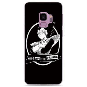 DBZ Vegeta Save The Prince Samsung Galaxy Note S Series Case