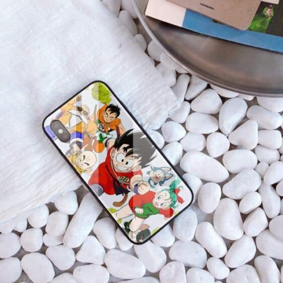 Happy & Young DBZ Characters iPhone 11 (Pro & Pro Max) Case