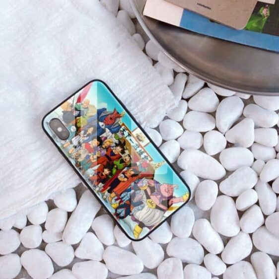 Dragon Ball Z Characters iPhone 11 (Pro & Pro Max) Case