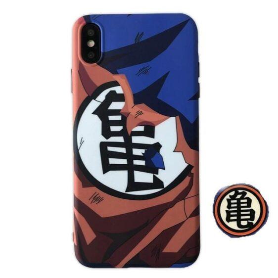 DBZ Master Roshi's Kame Symbol iPhone 11 (Pro & Pro Max) Case