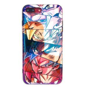 Dragon Ball Goku's Transformation iPhone 11 (Pro & Pro Max) Case