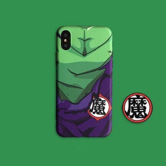 DBZ Piccolo Kanji Symbol iPhone 11 (Pro & Pro Max) Case