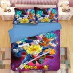Dragon Ball Super Trunks Son Goku & Vegeta Bedding Set